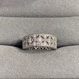 Tacori Harlequin Ring-Rare